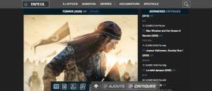 Yapeol portail de streaming